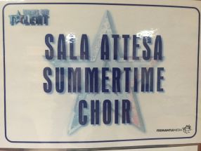 Summertime Choir a Italia's got talent!